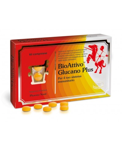 BioAttivo™ Glucano Plus 60 compresse
