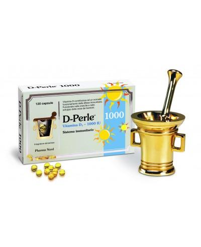 D-Perle 1000 (120 perle di 25 μg, adulti)