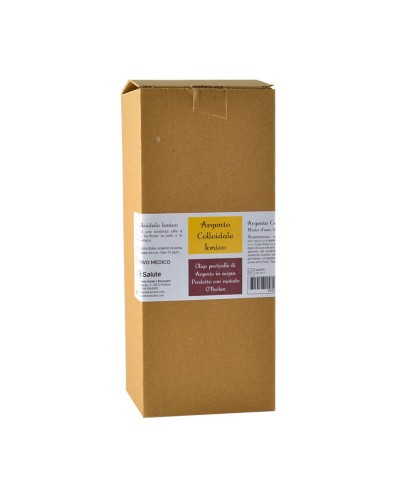 Argento Colloidale Ionico – 500 ml