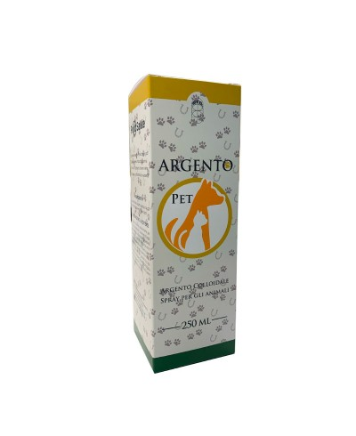 ARGENTO PET – Argento Colloidale Spray Per Animali