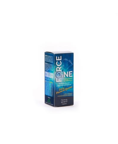 Force One – Ossigeno Liquido e Zinco e Plasma di Quinton