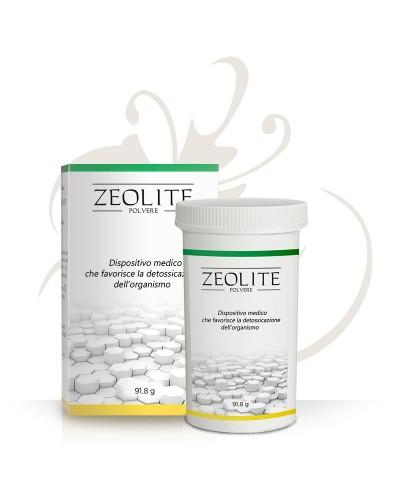 Zeolite Polvere 91,8 g