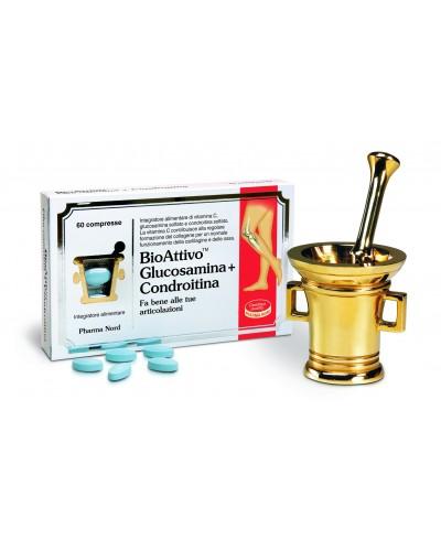 BioAttivo Glucosamina + Condroitina 60 compresse
